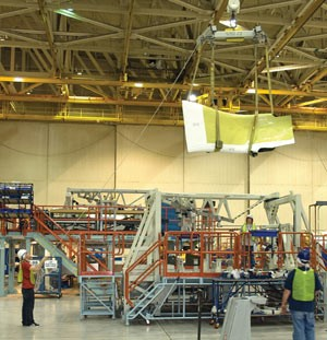 Creating International Second Source Suppliers - Aerospace