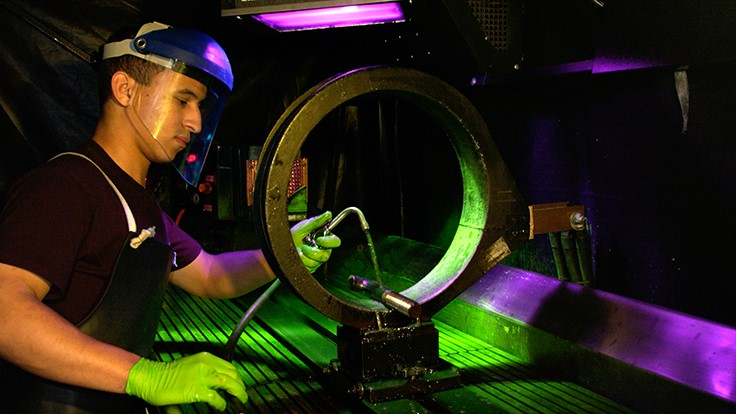 Non-destructive testing, inspection to $12.06B