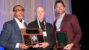 Paper recycling industry honors Pete Grogan