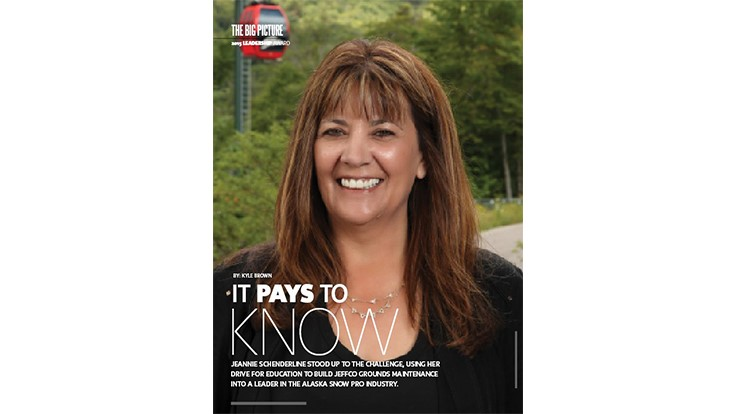 2015 Leadership Award Recipient: It pays to know