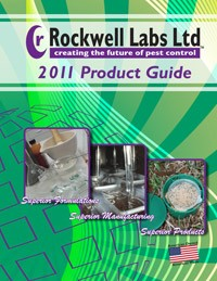 2011 Product Guide from Rockwell Labs Ltd Now Available