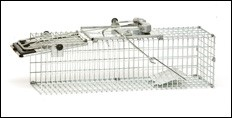 Woodstream Introduces 1082 Easy Set Havahart Live Trap