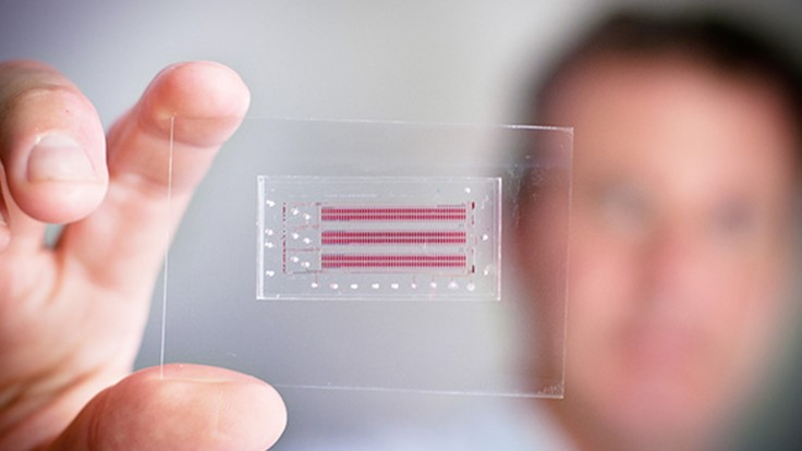 Healthcare microfluidics market to nearly $4B in 2020
