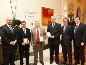 PCT and BASF Recognize Technicians of the Year at Legislative Day