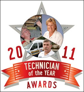 PCT Announces Service Technicians of the Year