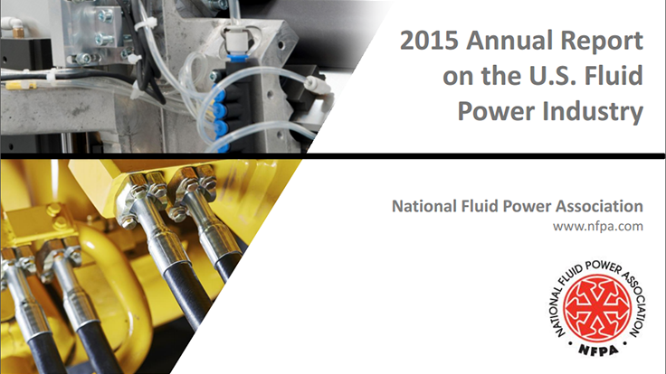 NFPA's second annual report on the US Fluid Power Industry