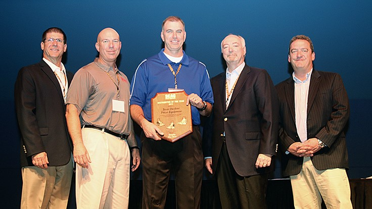 Scag names 2015 Distributor of the Year