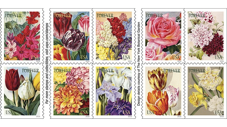 Postal service previews 2017 stamps