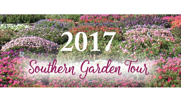 Sakata Seed America to participate in 2017 Southern Garden Tour