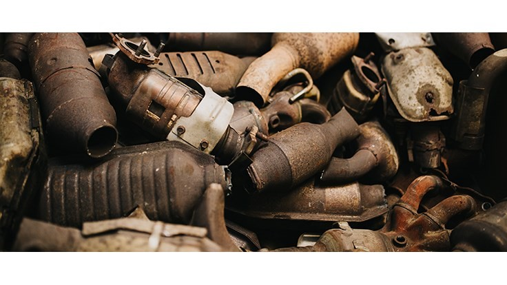 Commentary Know Your Catalytic Converter Numbers Recycling Today