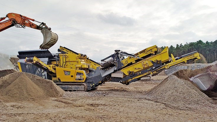 Keestrack releases newly designed impact crusher
