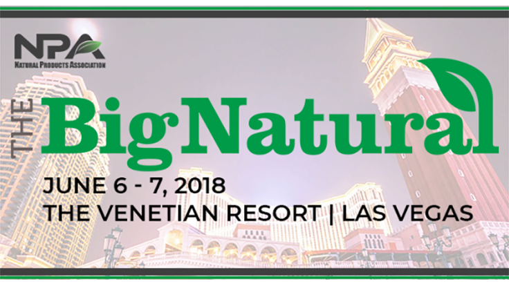 Natural Products Association To Hold Second Annual Big Natural