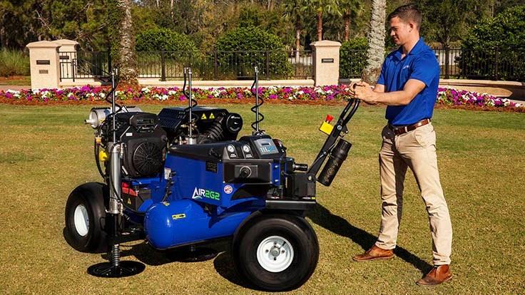 Perform Soil CPR With Air2G2 Technology