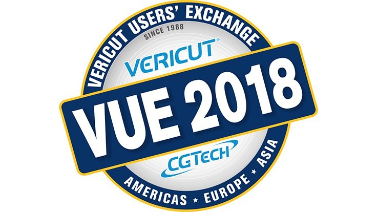CGTech VERICUT Users' Exchange Events