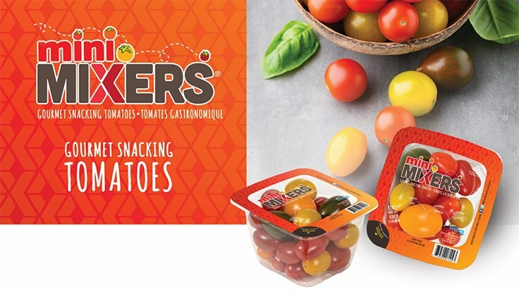 Q&A: DelFrescoPure sells Mini Mixers tomatoes in resealable packaging