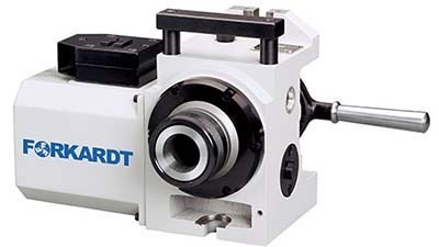 Rotary tables, indexers, trunnion products