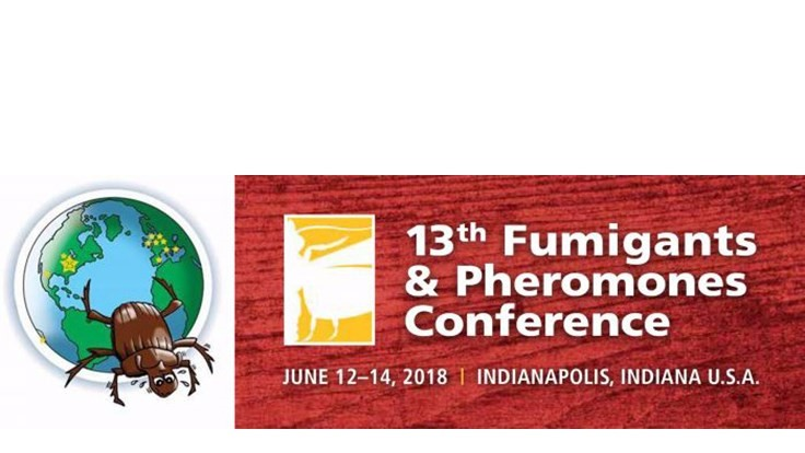 Fumigants & Pheromones Conference Provides International Perspective on Protecting Stored Products
