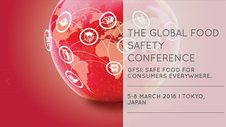 GFSI Conference Set for March in Tokyo