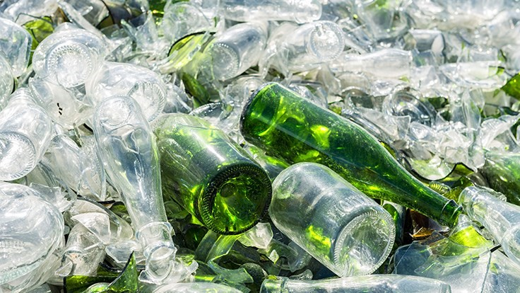 Commercial glass recycling program kicks off in Nashville, Tennessee