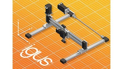Igus' compact, cost-effective drylin E linear robot