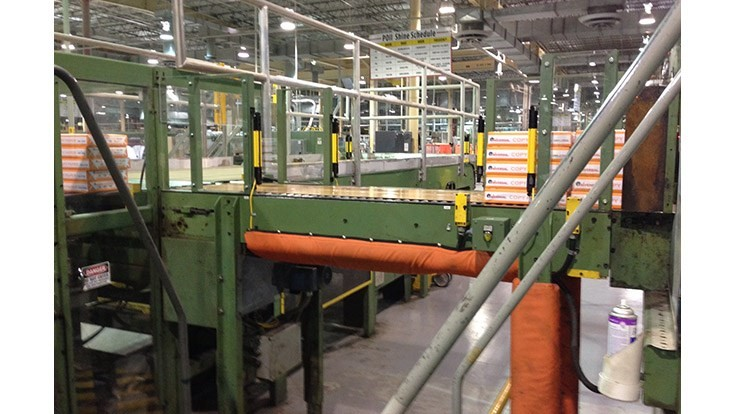 IP to convert paper machine output in Alabama