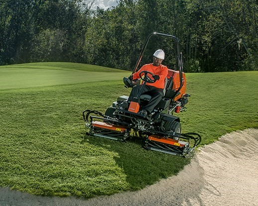 Jacobsen launches new TR Series trim mowers