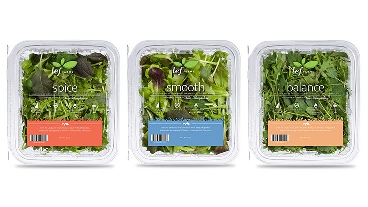 lef Farms launches new clamshell packaging to meet customer demand