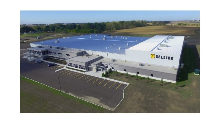 Sellick Equipment opens new plant