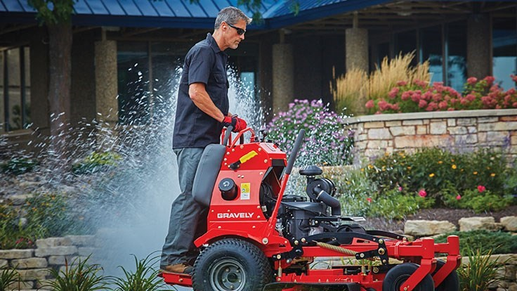 Reasons to choose stand-on mowers