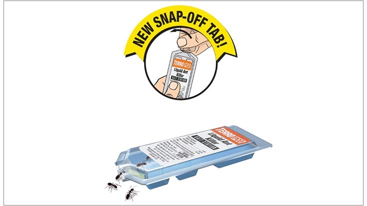 Snap-Off Tabs Added to Terro PCO Liquid Ant Stations