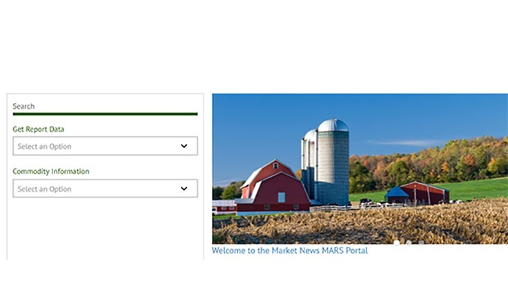 USDA Launches New Electronic Data Platform for Market Price Information