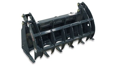 V50 Series Root Rake Grapple skid steer attachment
