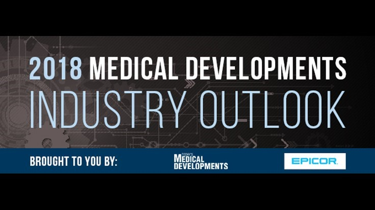 Free webinar: The 2018 Medical Industry Outlook