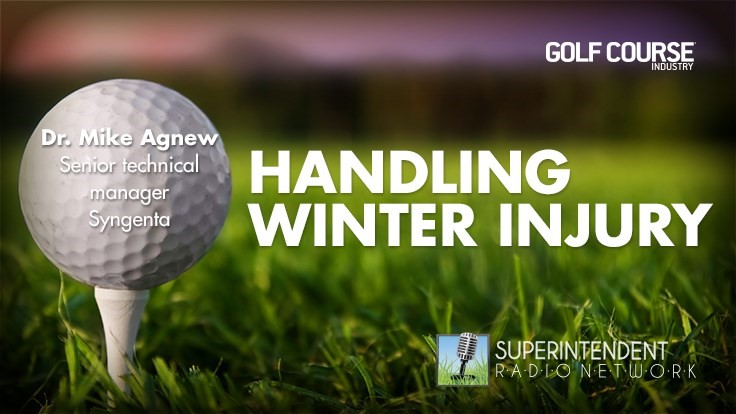 Handling winter injury