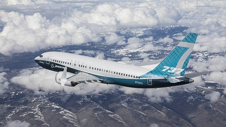 First flight for Boeing 737 MAX 7 - Aerospace Manufacturing and Design