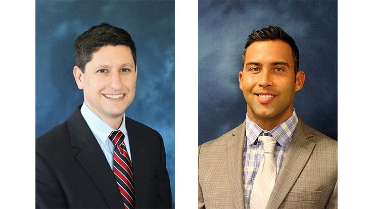 Ruppert promotes two after regional growth