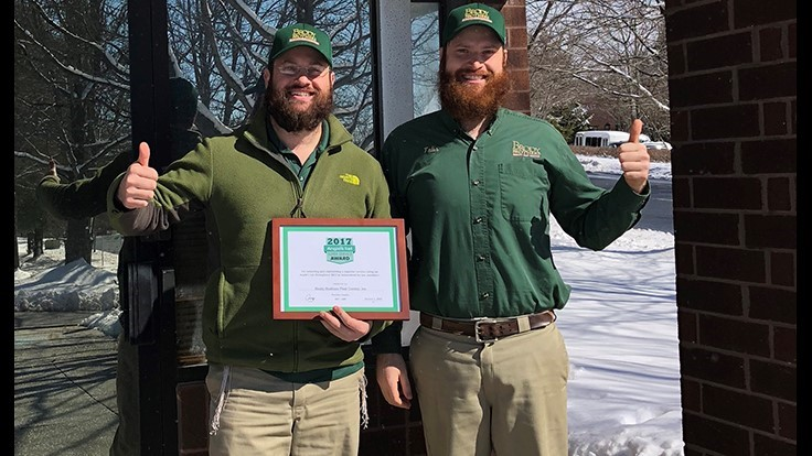 Brody Brothers Win Angie's List Award