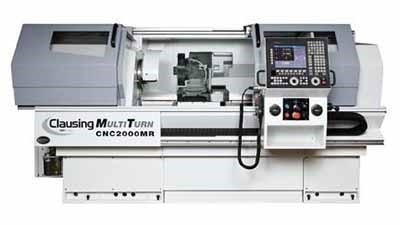 Clausing MultiTurn, Fagor 8055 MC CNC