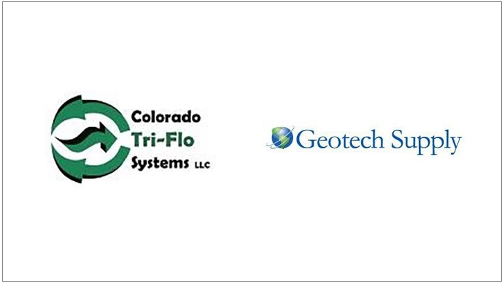 Colorado Tri Flo Signs Distribution Agreement With Geotech Supply