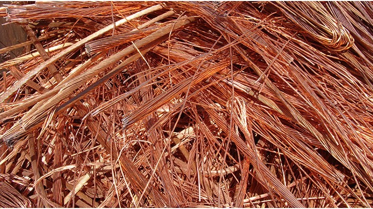 Tepid demand for copper