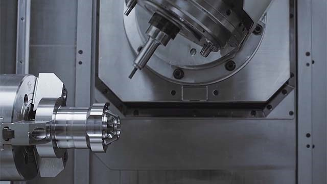 DMG MORI automotive machining capabilities (Video)