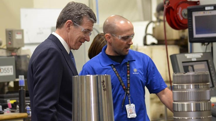 GE Aviation to expand CMC production in North Carolina