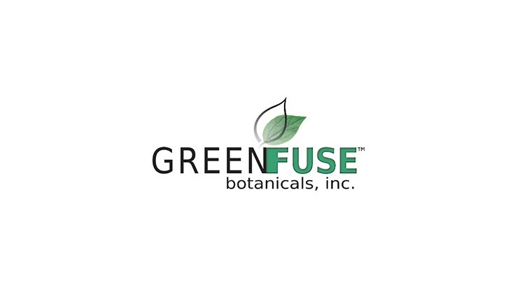 Green Fuse Botanicals to expand its North American distribution network