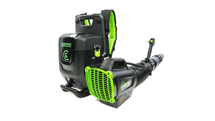 Greenworks Commercial expands leaf blower line