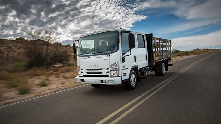 Isuzu Announces 2018 and 2019 Model Lineup