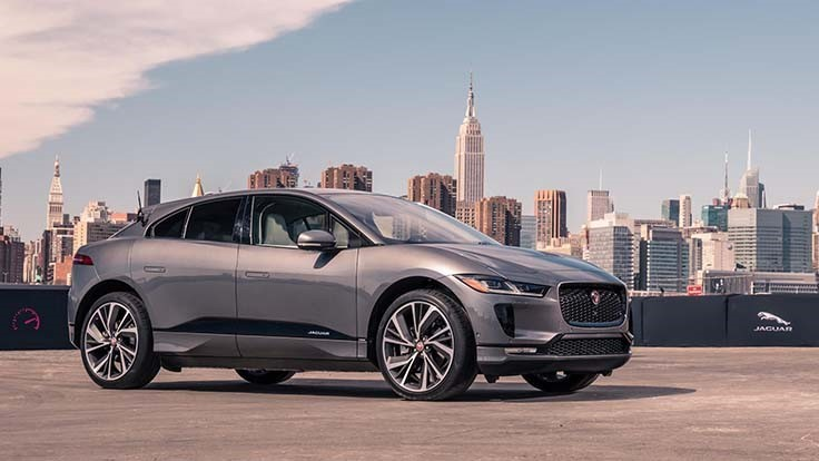 New York auto show launches from Jaguar Land Rover, Toyota, Honda