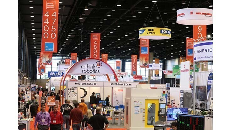 IMTS 2018 adds more HANNOVER MESSE USA space