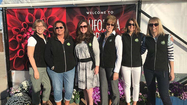 NGB partners with garden communicators for 2018 Spring Trials