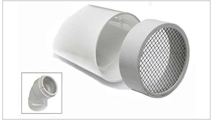 Nixalite Offers Stainless Steel Vent Screens