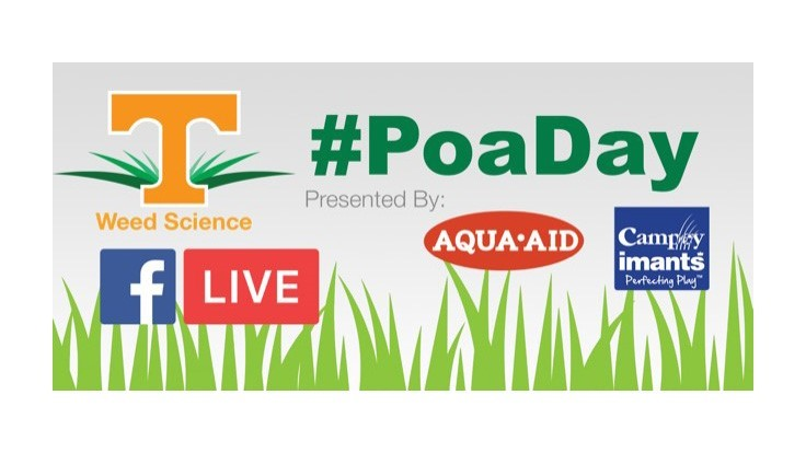 AQUA-AID partnering with University of Tennessee for second annual #PoaDay